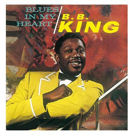 Vinyl-Records - Bb King - Blues In My Heart - LP