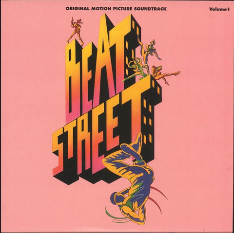 Vinyl-Records - Beat Street - Beat Street -Original Motion Picture Soundtrack - LP