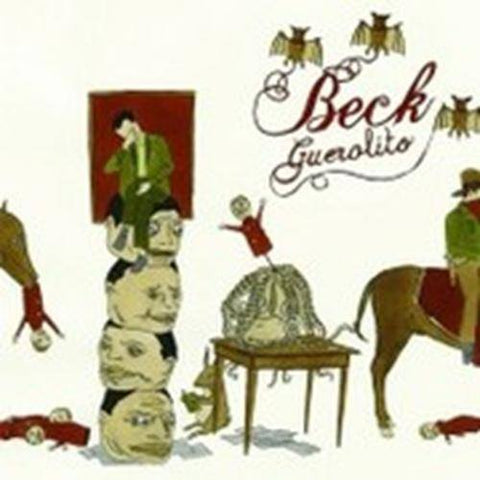 Beck - Guerolito - 2 LP