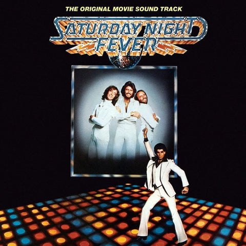 Bee Gees - Saturday Night Fever- 2 LP