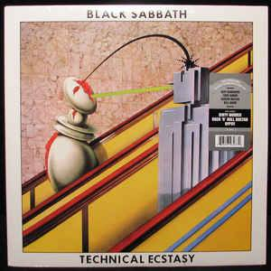 Black Sabbath - Technical Ecstasy - LP