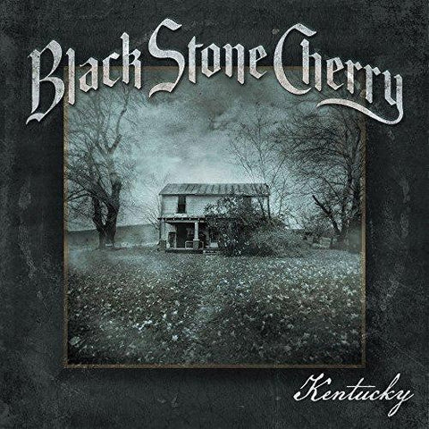 Vinyl-Records - Black Stone Cherry - Kentucky (White Vinyl And Mp3) - LP