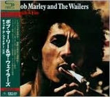 Bob Marley &  Wailers ?- Catch A Fire - LP