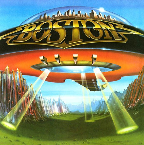 Boston - Don'T Look Back - LP