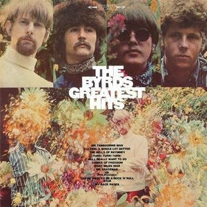 Byrds - Byrds Greatest Hits LP
