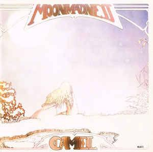 Camel-Moonmadness -LP