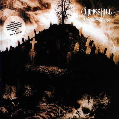 Vinyl-Records - Cypress Hill - Black Sunday =Remastered= 2 LP