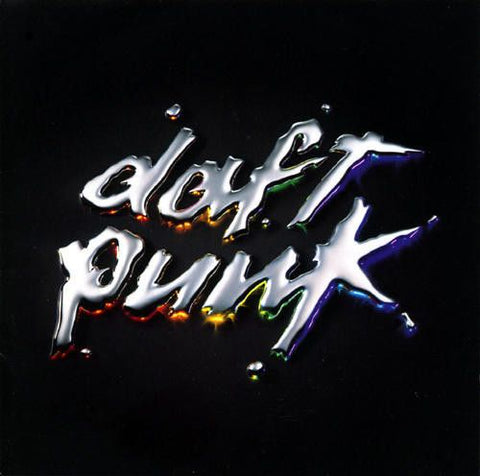 Daft Punk - Discovery- 2 LP