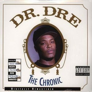 Dr Dre - Chronic - 2 LP