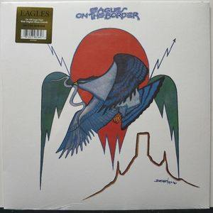 Eagles - On The Border - LP