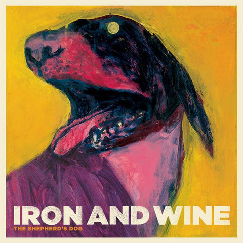 Iron & Wine - Sheperd'S Dog (LP)