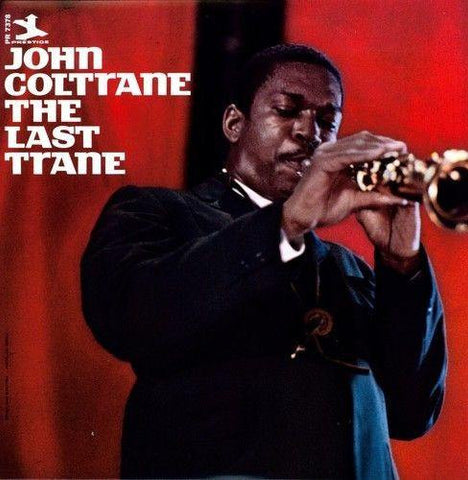 John Coltrane ?- The Last Trane - LP