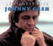 Vinyl-Records - Johnny Cash - 16 Biggest Hits LP Record Album On Vinyl