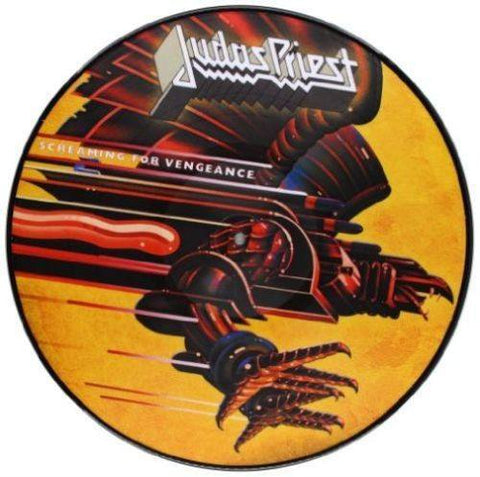 Judas Priest - Screaming For Vengence (Picture Disc) LP