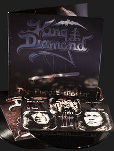 King Diamond - Puppet Master -2 LP Record Album On Vinyl