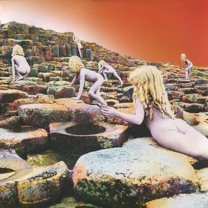 Led Zeppelin - Houses Of The Holy - 2 LP