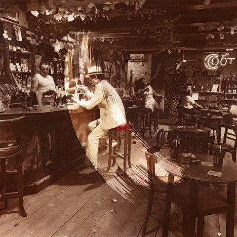 Led Zeppelin - In Through The Out Door - LP