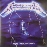Metallica - Ride The Lightning LP Record / Vinyl