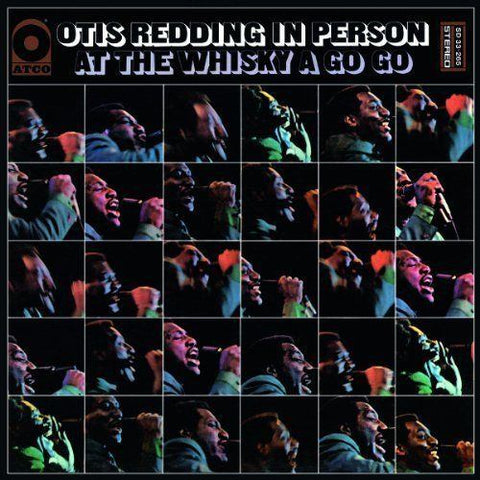 Otis Redding ?- In Person At The Whisky A Go Go - LP