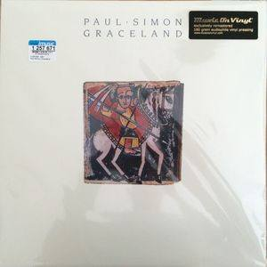 Paul Simon ?- Graceland - LP