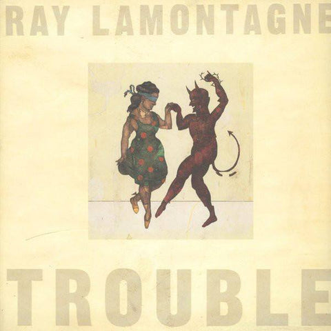 Vinyl-Records - Ray Lamontagne - Trouble - LP