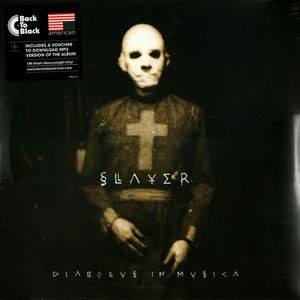 Slayer - Diabolus In Musica - LP