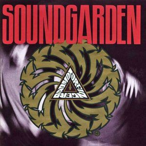Soundgarden-Badmotorfinger -LP Record Album On Vinyl