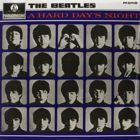 The Beatles - A Hard Day'S Night(LP)