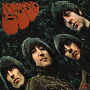 Vinyl-Records - The Beatles - Rubber Soul LP Stereo LP Record Album On Vinyl
