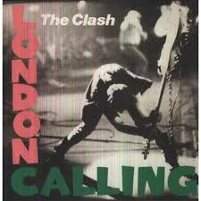 Vinyl-Records - The Clash / London Calling- Vinyl LP Record Album On Vinyl