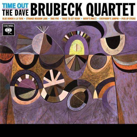 The Dave Brubeck Quartet ?- Time Out - LP