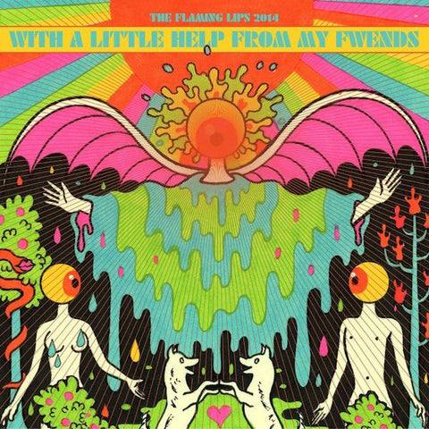 The Flaming Lips - With A Little Help From My Fwends LP
