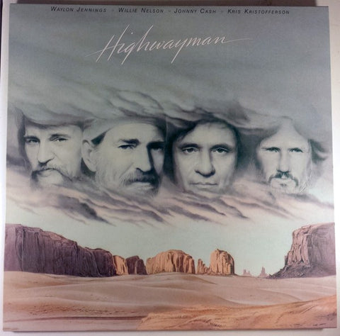 Vinyl-Records - The Highwaymen - Highwayman (LP Vinyl)(LP)