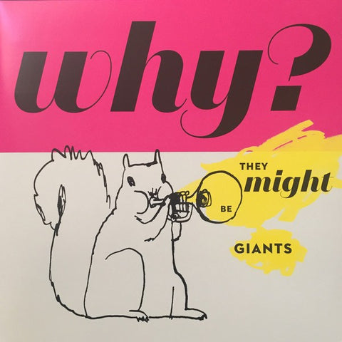 They Might Be Giants - Why? (LP Vinyl)