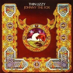 Thin Lizzy - Johnny The Fox - LP