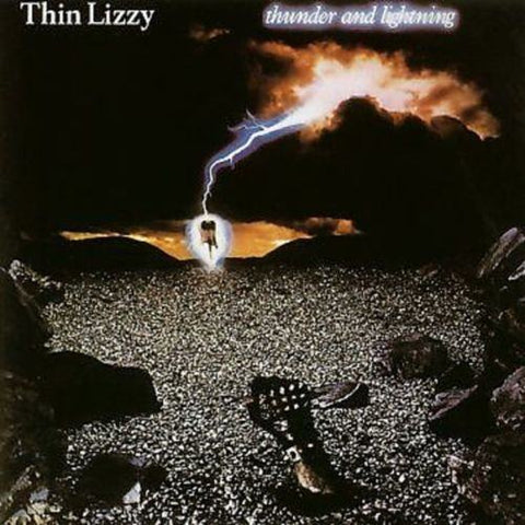 Thin Lizzy - Thunder And Lightning(LP