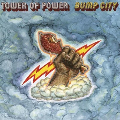 Tower Of Power - Bump City - LP