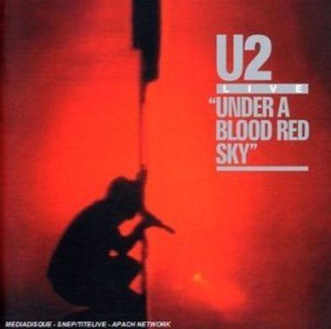 U2 - Under Blood Red Sky - LP