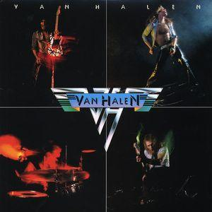 Van Halen - Van Halen LP Record Album On Vinyl