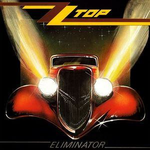 Vinyl-Records - Zz Top ‎- Eliminator - LP