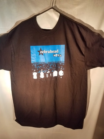 Zebrahead  Shirt, XL, Licensed Rock Band T-Shirt