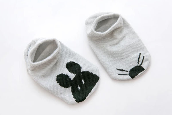 Little Animals Foot Cover Socks Anti-Skid