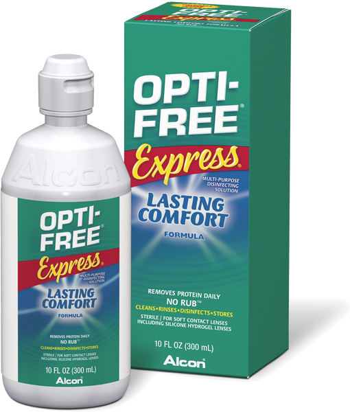 Optifree Solution