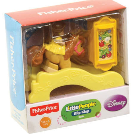 Fisher Price Little People Disney Klip Klop - Jasmine