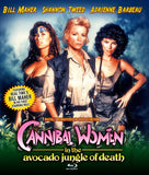 Cannibal Women in the Avocado Jungle of Death Blu Ray (RATED M)