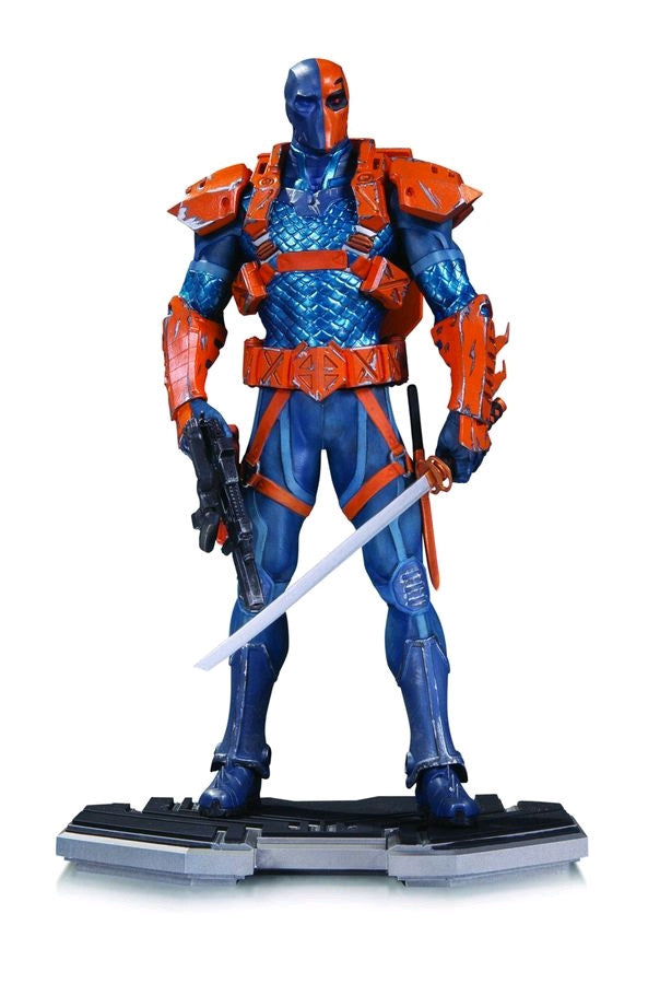 DC Icons - Deathstroke Statue