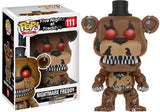 Five Nights at Freddy's - Nightmare Freddy Pop! Vinyl