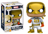 Iron Fist - Iron Fist Classic Gold US Exclusive Pop! Vinyl [RS]