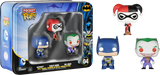 Batman - Batman, Harley Quinn and Joker Pocket Pop! 3-Pack Tin