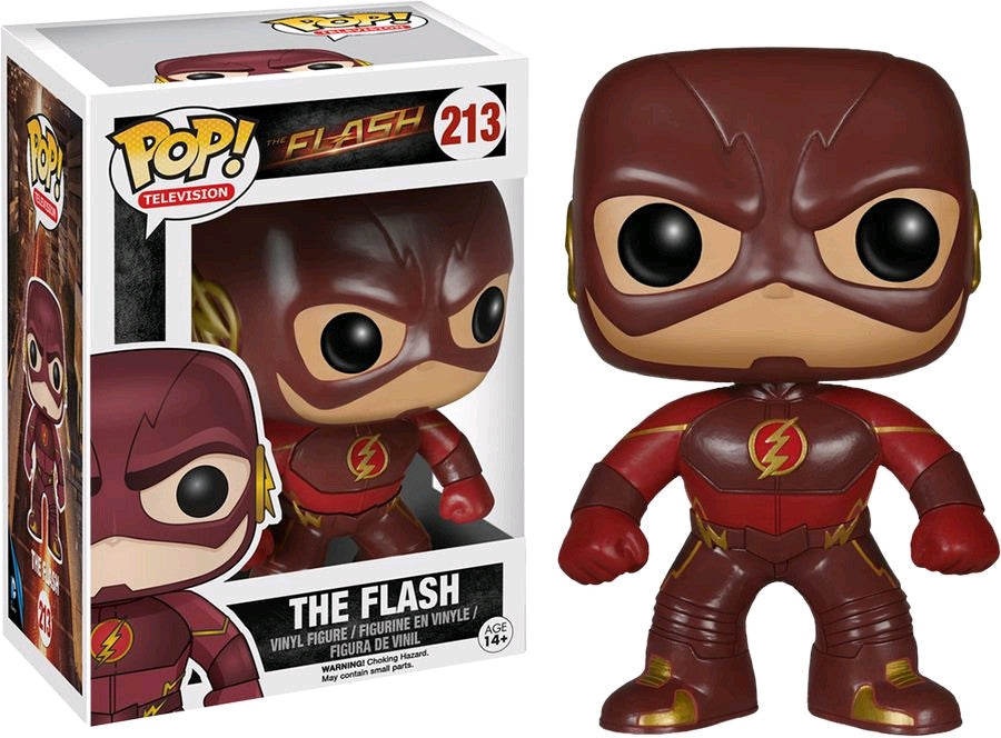 Flash TV - The Flash Pop! Vinyl Figure